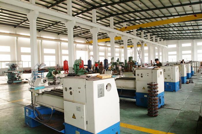 上海山川泵业制造有限公司形象图3