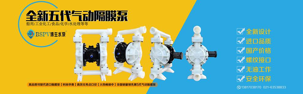 上海博生水泵制造有限公司企业形象图片1
