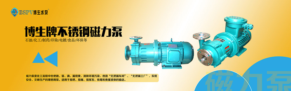 上海博生水泵制造有限公司企业形象图片3