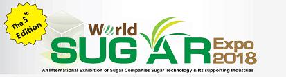 2018年泰国国际糖业机械设备展览会-展会logo