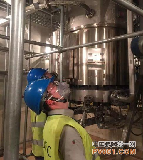 海阳核电1号机组4台主泵首次达到100%转速图片