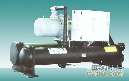 汙水源 熱泵