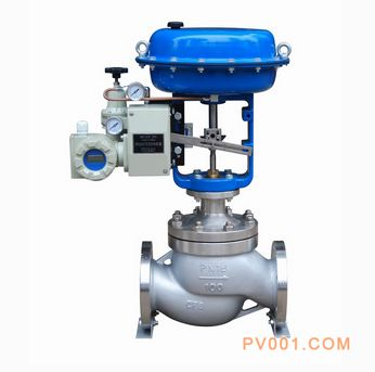 高温调节阀-中国泵阀第一网