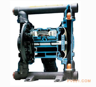 氣動隔膜泵-中國泵閥第一網