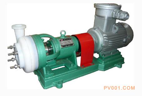 氟塑料离心泵-中国泵阀第一网