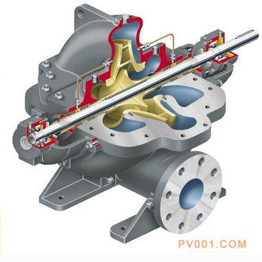 离心泵长期小流量运行对泵的影响简介