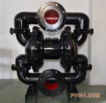 气动隔膜泵的各个零部件保养与首要事项