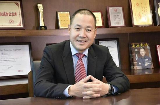 �西�西航天泵�y科技集�F有限公司董事�L林忠�N