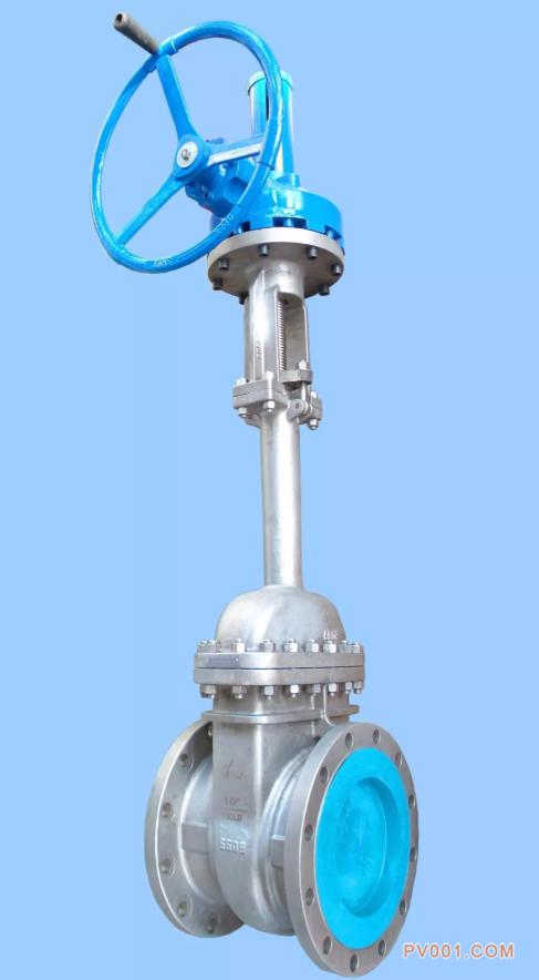 闸阀高清图-中国泵阀第一网