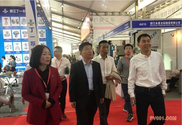 """第二届""""中国泵阀之乡""""专精特新泵阀产品博览会"""