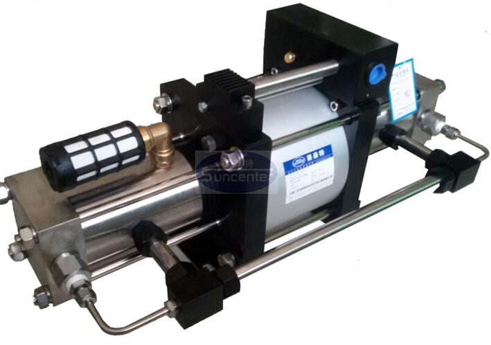 【领袖群雄】东莞赛森特微型气动空气增压泵/气动气体增压泵