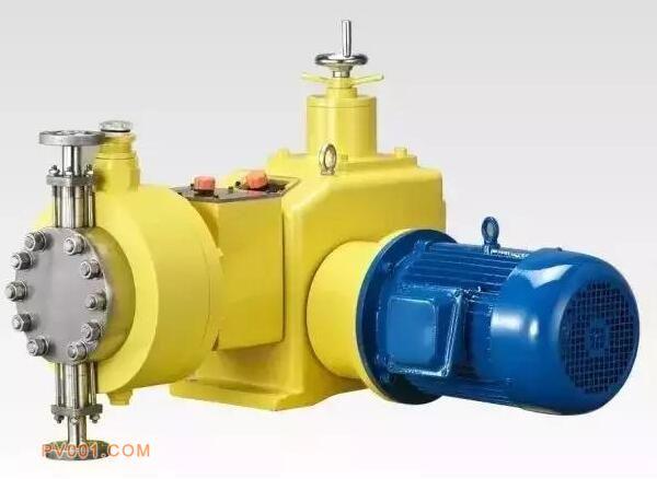 �量泵和往�捅贸R�故障