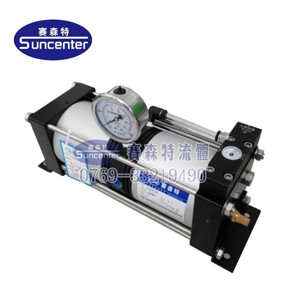 压缩空气增压泵有什么特性