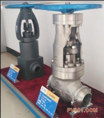 """安徽省屯溪高压阀门的高压加氢阀门被认定为""""安徽工业精品"""""""