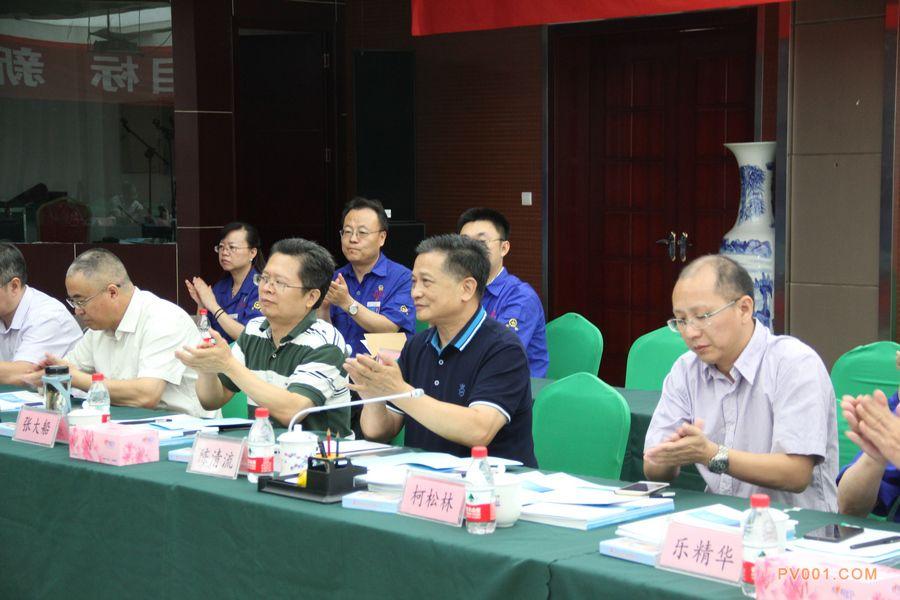 中石化工艺阀门专家组半年会议圆满成功