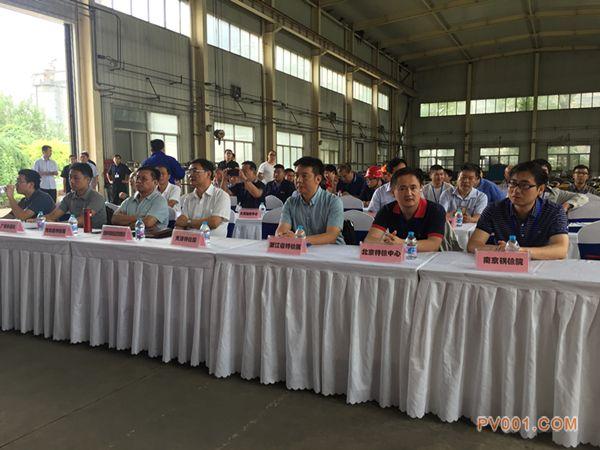 浙江省特检院联合全国14家特检机构开展安全阀校验能力比对
