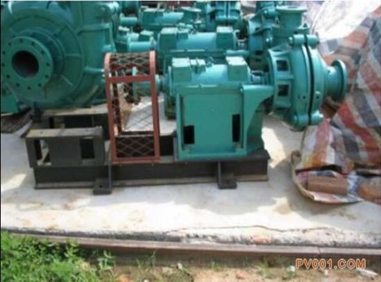 双合渣浆泵防止轴封泄露