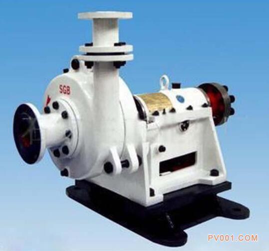 双合渣浆泵