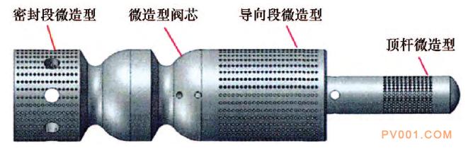 泵阀,液压泵 阀芯 柱塞泵
