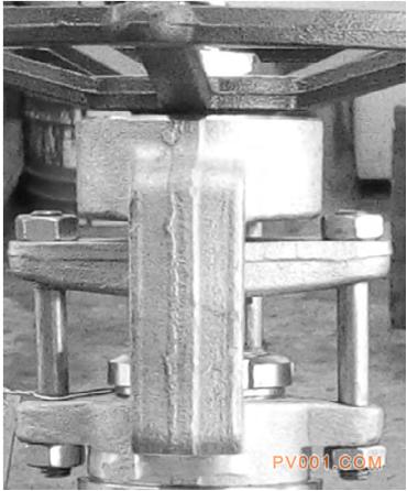 闸阀 截止阀 阀盖 阀杆 螺栓 螺母