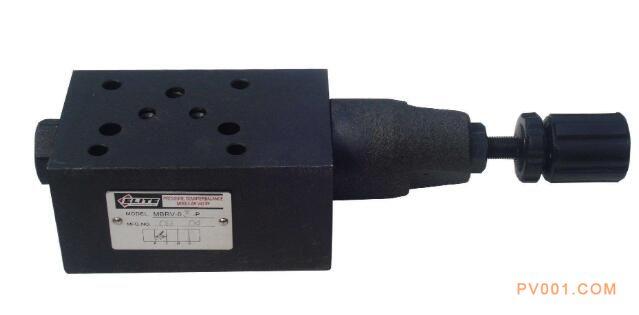 叠加式液压阀优缺点与结构
