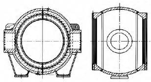 图2 阀体结构简图2