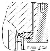 图11 工作密封结构简图3