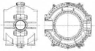 图5 阀体结构简图5