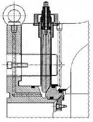 图12 检修密封结构简图1