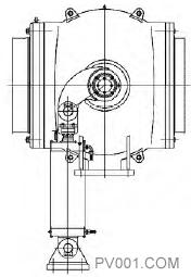 操作机构结构简图2