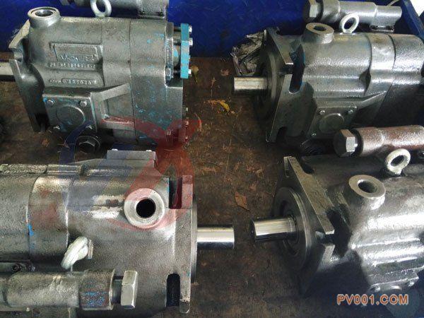 液压泵维修中叶片泵维修的故障原因-中国泵阀第一网