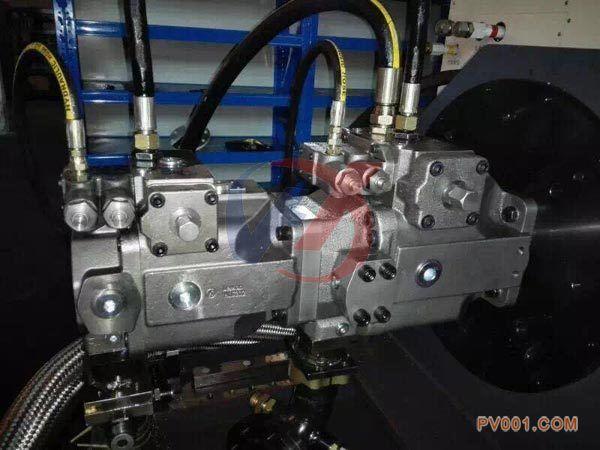 液压泵维修中叶片泵维修的故障原因