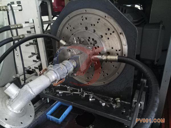 液压泵维修中叶片泵维修的故障原因3