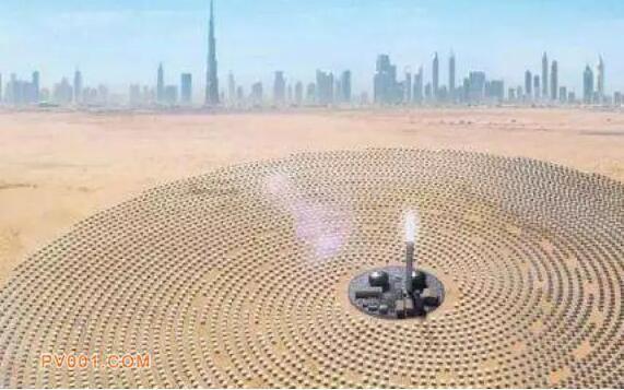 全球最大光热电站闪耀迪拜 凯士比泵业全程助力