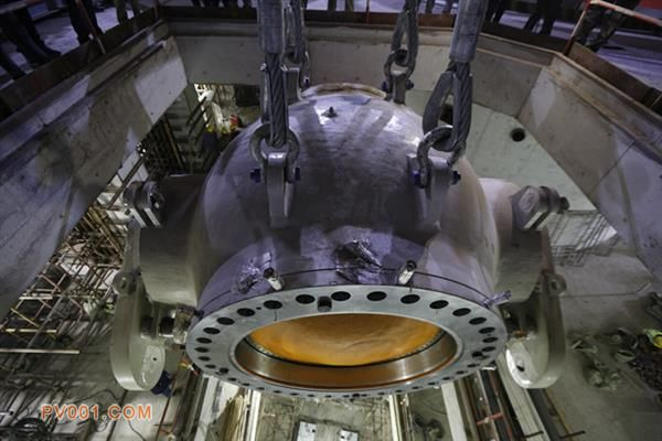吉林敦化抽水蓄能电站首台国内最高压力等级机组球阀顺利完成吊装