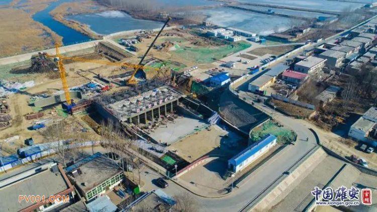 上海东方泵业:百年工程 利国利民