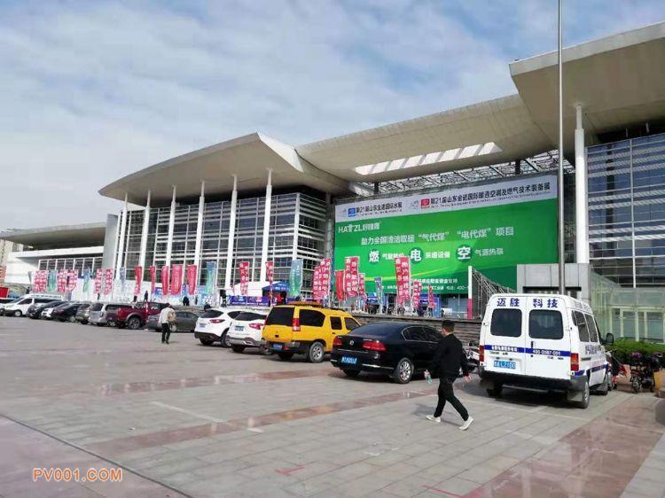 中国泵阀第一网受邀参加2019 山东国际水展、济南泵阀展