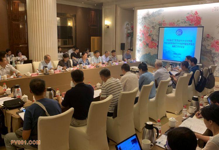中国电机工程学会2018-2019年度专业发展报告和2019年度专题技术报告编制工作讨论会在北京召开