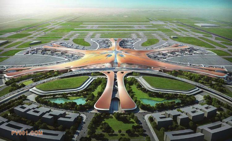 """北京大兴国际机场竣工,格兰富""""机电一体化""""筑""""最强保障"""""""