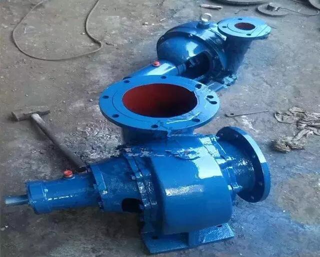 被水流和药剂腐蚀磨损的稀释泵应该怎么修复?