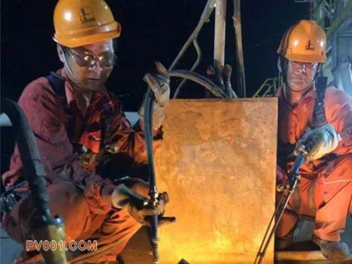 生产保障中心连夜抢修泥浆泵 昼夜奋战保生产