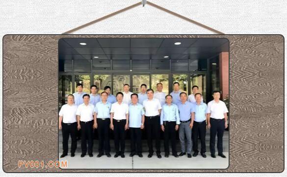 中国一重党委委员、副总经理隋炳利一行来访陕鼓