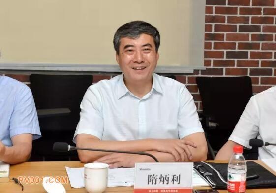 中国一重副总经理隋炳利说