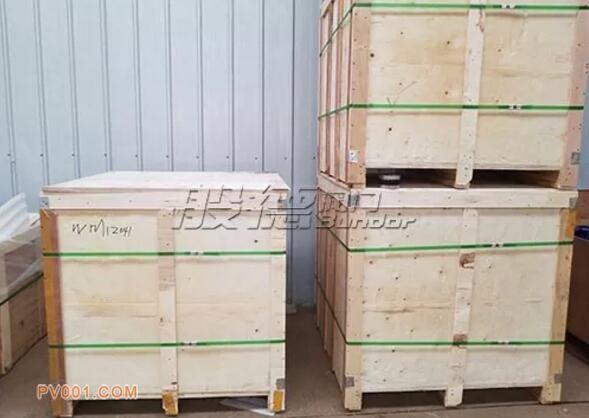 西亚某贸易商进口般德蝶阀和橡胶软接等产品