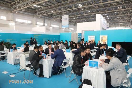 上海化工装备展买家采购对接会现场