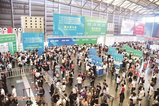 上海化工装备展-展会现场盛况