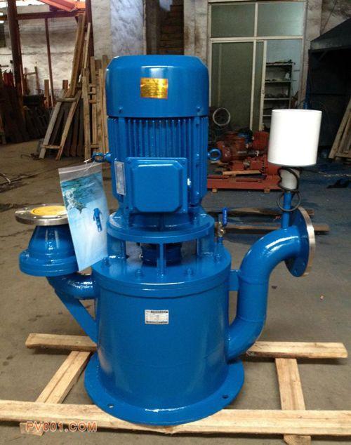 WFB无密封自控自吸泵特点与应用
