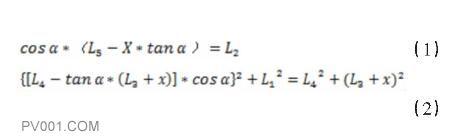 密封面倾斜值δ与垂直度、间隙的关系-中国泵阀制造网