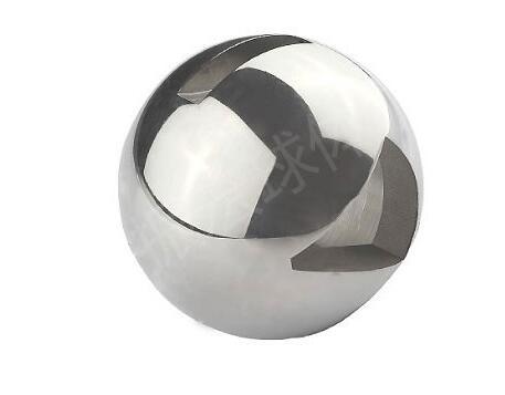 v形阀门球体