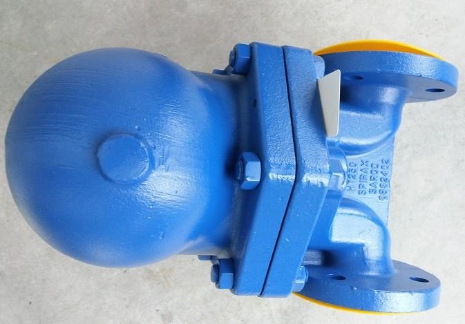 高仿斯派莎克浮球式蒸汽疏水阀